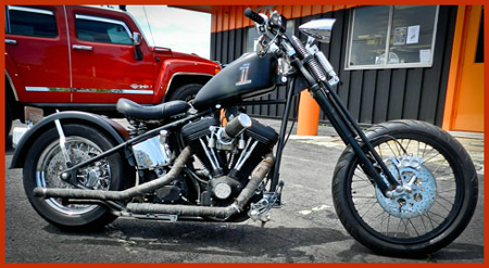 Motorcycle Used By Gerard Butler In Machine Gun Preacher Part Of Online Charity Auction Benefitting The Angels Of East Africa