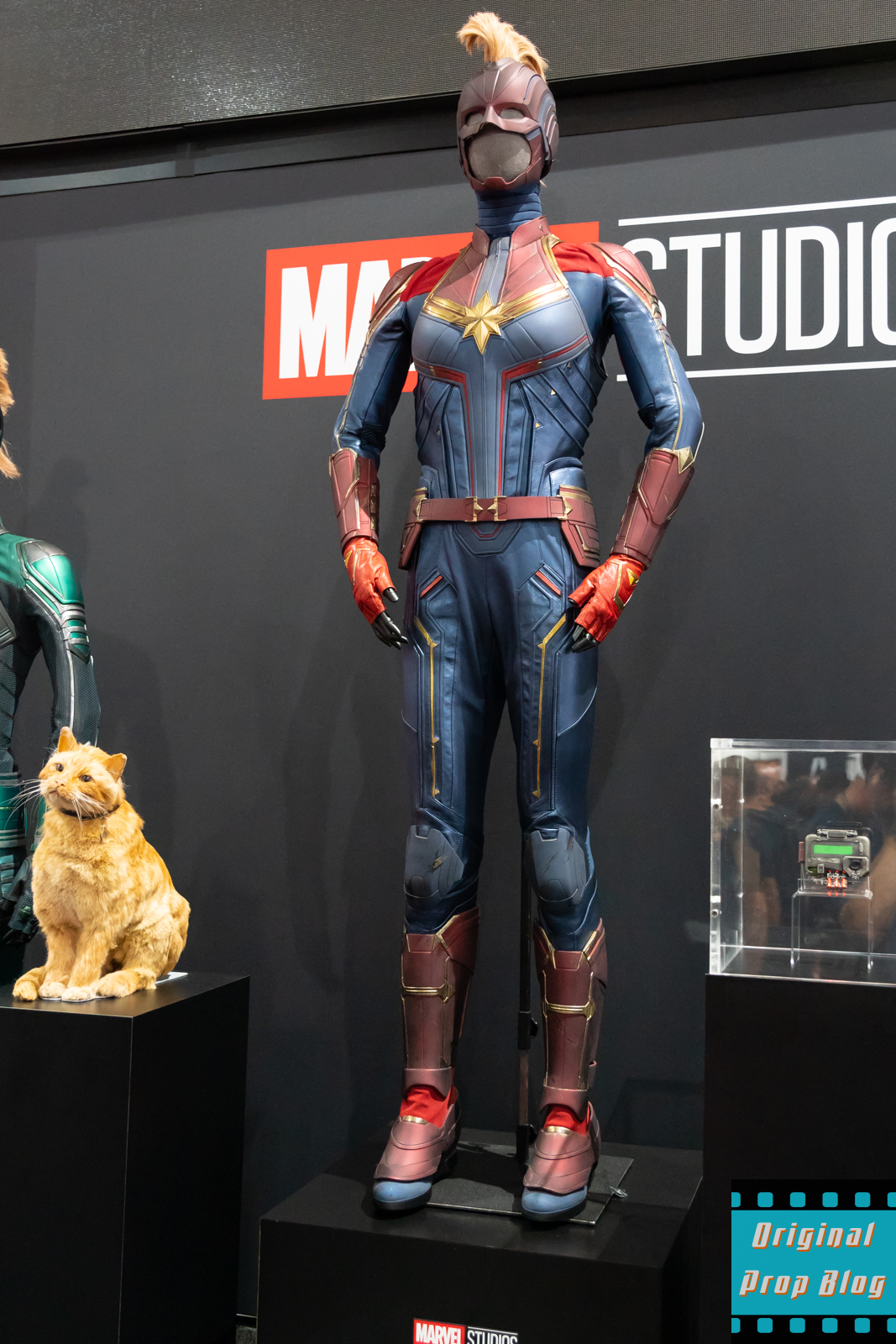 San Diego Comic Con 2019 Marvel Entertainment Part 1 Captain Marvel Costume Exhibit Wednesday Thursday Despite the several month delay, kelly sue deconnick's captain marvel will pick back up next month. san diego comic con 2019 marvel
