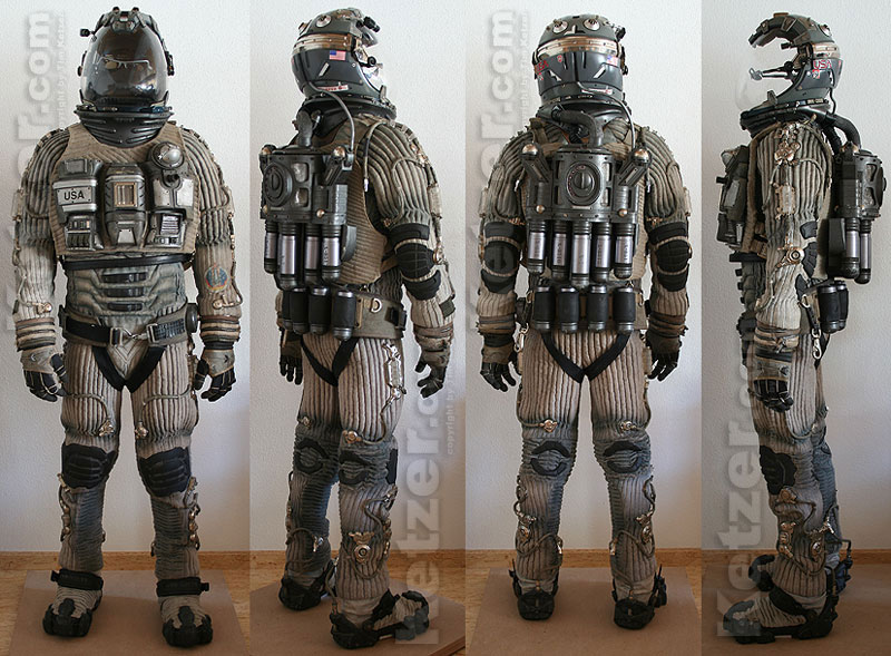 future space suits designs - photo #30