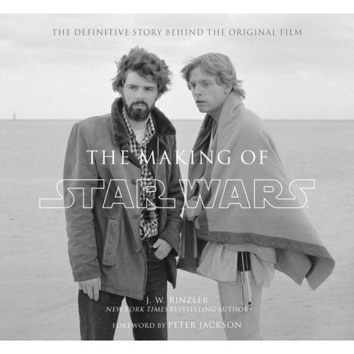 Book Review: The Making of Star Wars