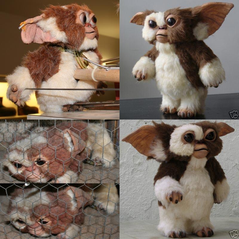 """""""Original"""" eBay Gremlins Compared With Bob Burns Gremlins"""
