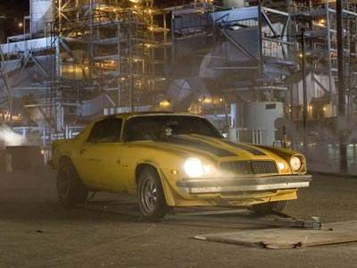 Transformers Bumblebee Camaro