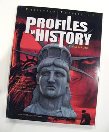Profiles in History 28 Print Catalog Out, Live on eBay