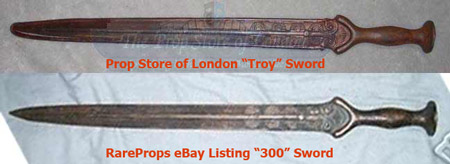RareProps 300 Sword Comp PSoL Troy Sword x450