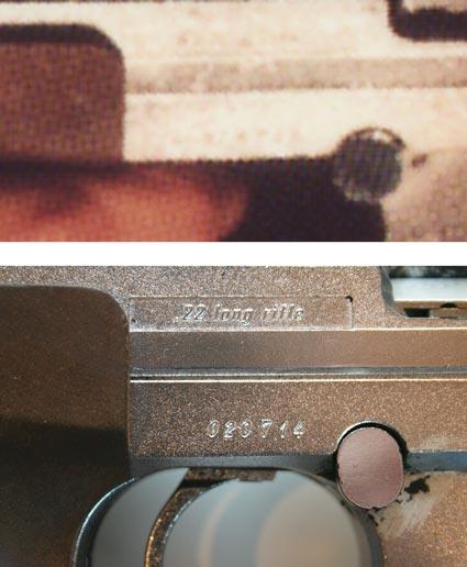 PONR Serial Number Comp x425