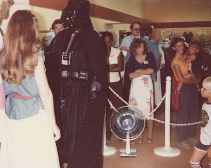 Darth Vader, Mervyns, 1980…