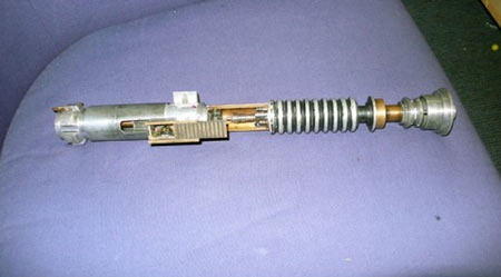 Return of the Jedi Lightsaber 02