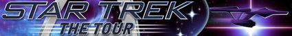 Star Trek The Tour Logo