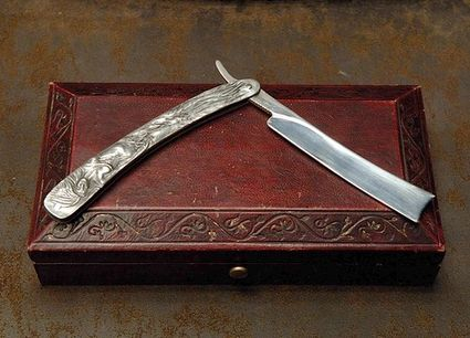 Sweeny Todd Prop Knives Photo 02