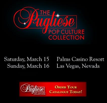 Guernsey's Pugliese Pop Culture Collection Auction: Las Vegas, NV – March 15-16, 2008
