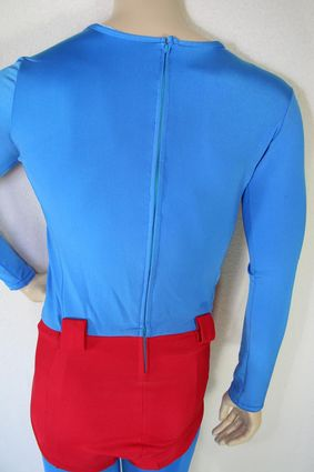 09 Mannequin-Superman-Costume-No-Cape-Top-Half-Rear-Vertical x425