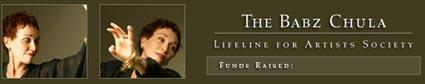 The Babz Chula Lifeline for Artists Society – Charity Auction