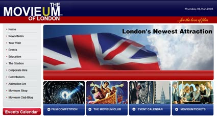 The Movieum of London Opens