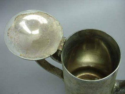 I Love Lucy, Global Antiques, and Auction Depot LA – Metal Tea Pot