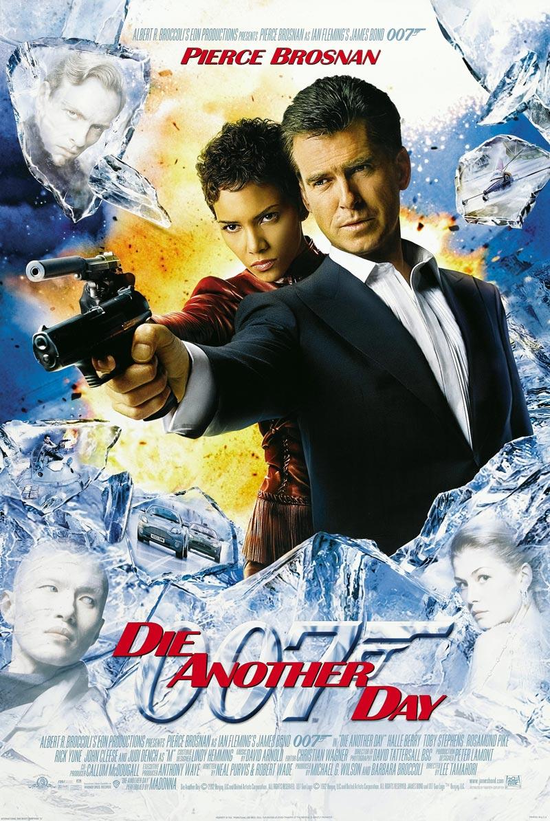 007 Die Another Day พยัคฆ์ร้ายท้ามรณะ