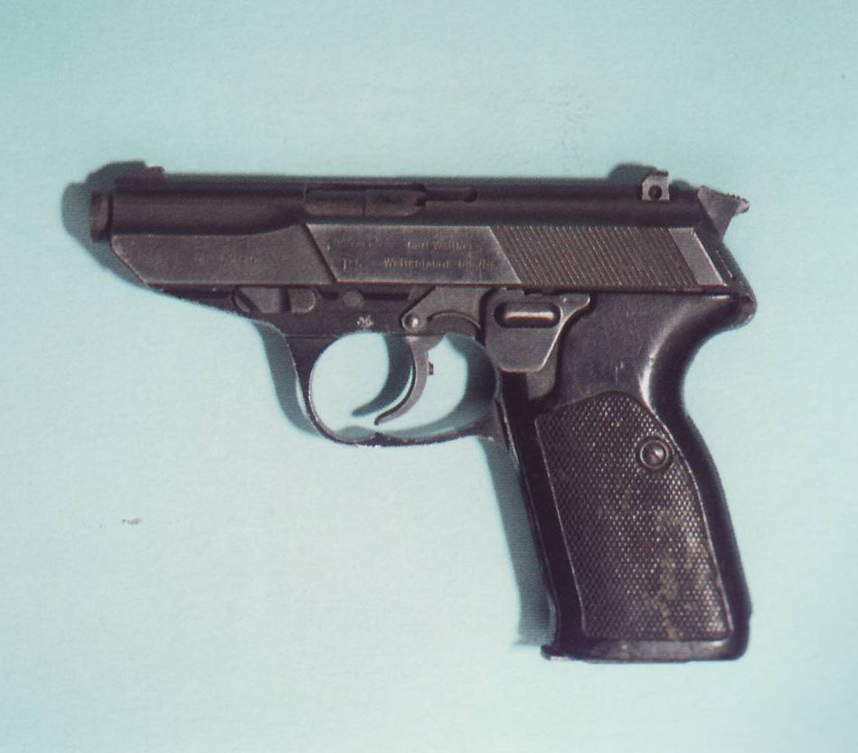 Walther P5 Walther P99 AS