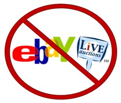 eBay Live Auction Format Being Retired at End of 2008