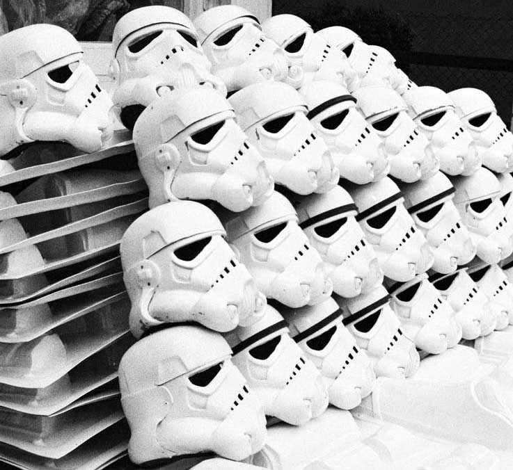 Lucasfilm vs. Ainsworth Stormtrooper Helmet Legal Battle Explodes in Mainstream Media