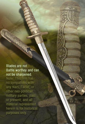 "Gone With The Wind, Global Antiques, and Auction Depot LA – ""Original Dagger Sword"""