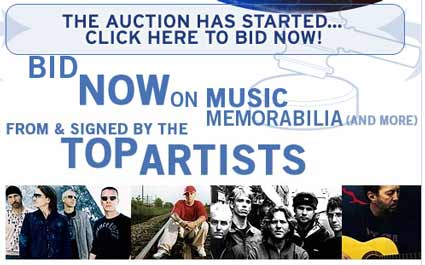 Save The Earth Foundation Charity Auction