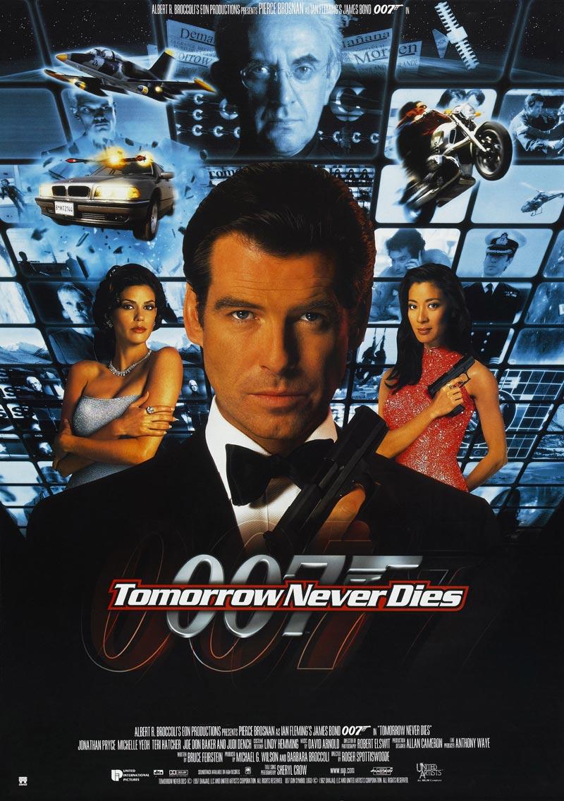 Điệp Viên 007: Ngày Mai Không ...