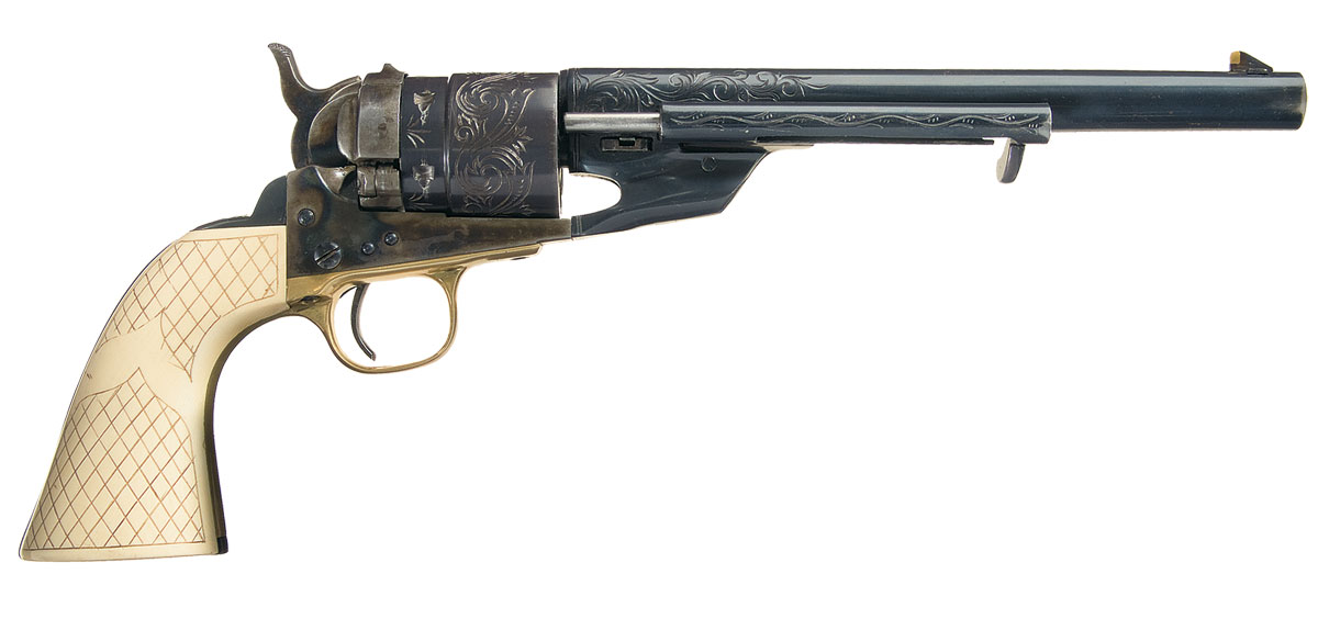 Rock Island Auction Company Features Tom Selleck Firearms