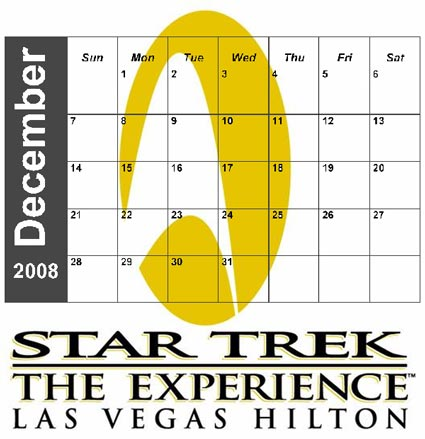 """Star Trek: The Experience"" – May Close at End of 2008"