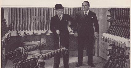"""Modern Mechanix and Inventions"" Stembridge Gun Rentals Article – Circa 1934"