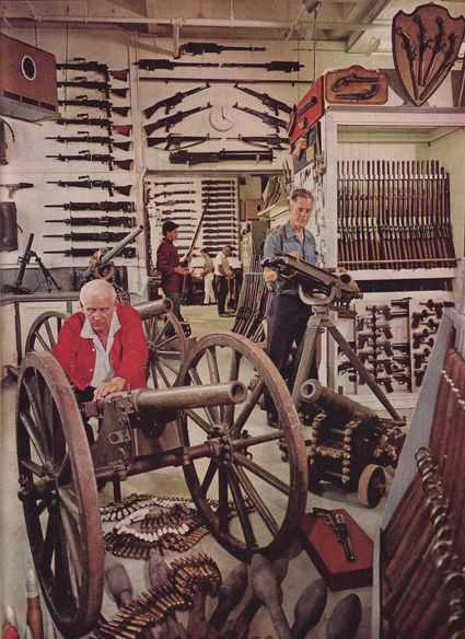 """True Magazine"" Stembridge Gun Rentals Article – Circa 1969"
