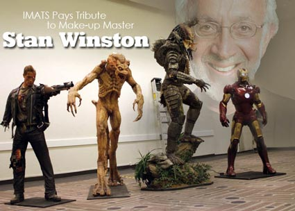 Stan Winston Photos - Stan Winston Images: Ravepad - the ...