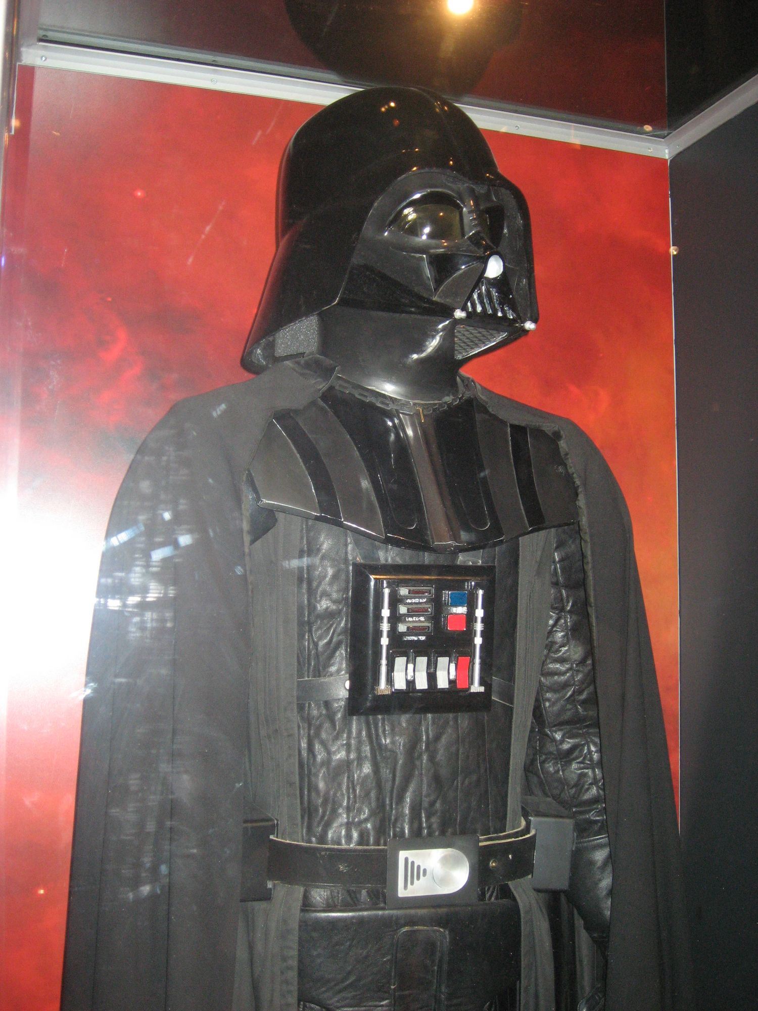 Custom Props Darth Vader Where Science Meets Imagination Darth Vader X