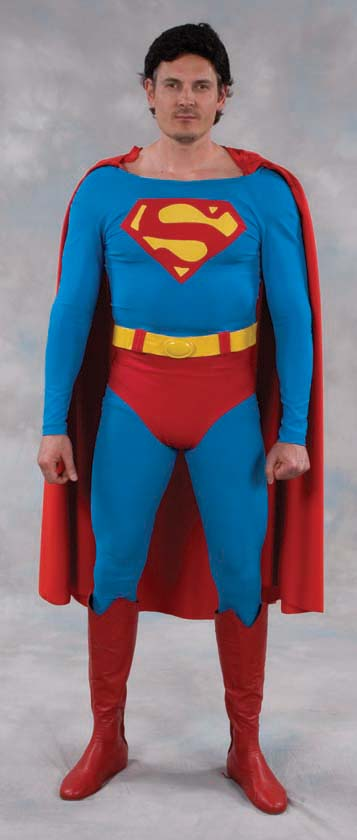 "Profiles in History ""Complete Superman: The Movie Costume"" (July/August 2008 Auction)"