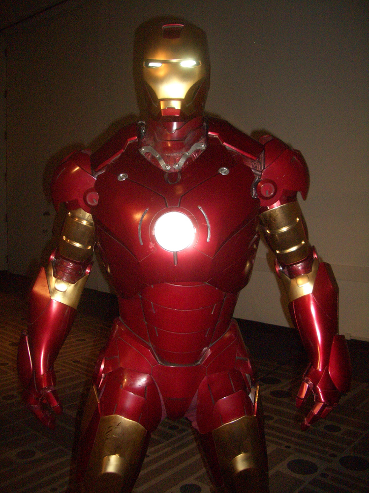 Sideshow Iron Man 1:1 Scale Bust Delayed until November ...