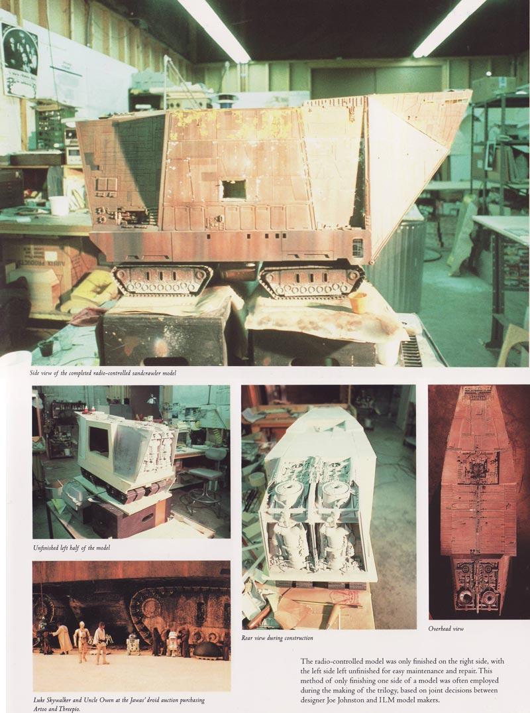 """eBay: """"Original"""" Star Wars Jawa Sandcrawler & Statistical"""