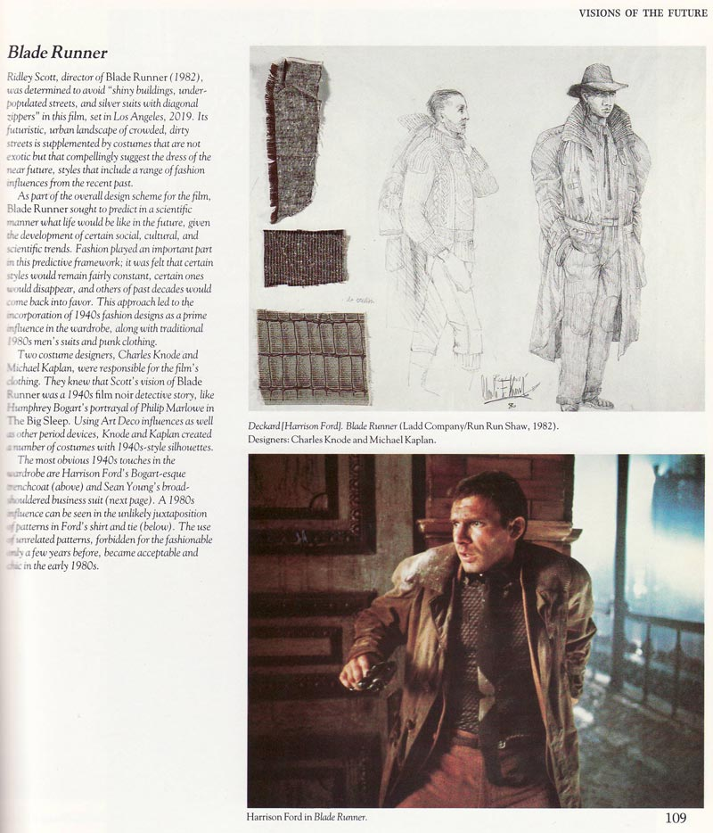 Book Review: Hollywood and History, Costume Design in Film
