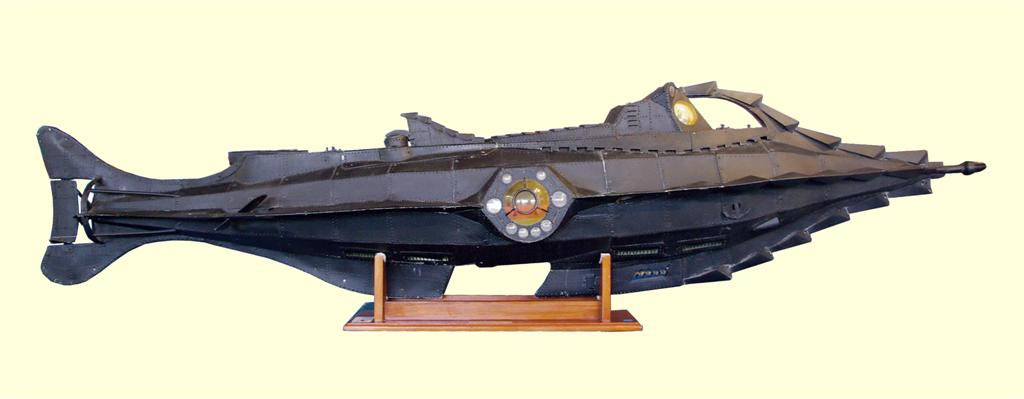 Follow-up: 20000 Leagues Under The Sea & Red Baron 'Nautilus Model' Auction