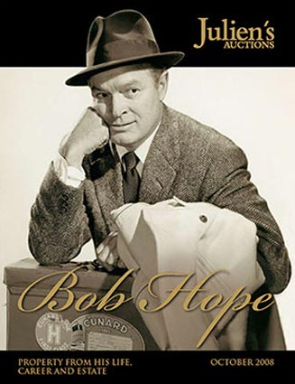 Julien's Auction Bob Hope Event Today, Tomorrow in Beverly Hills