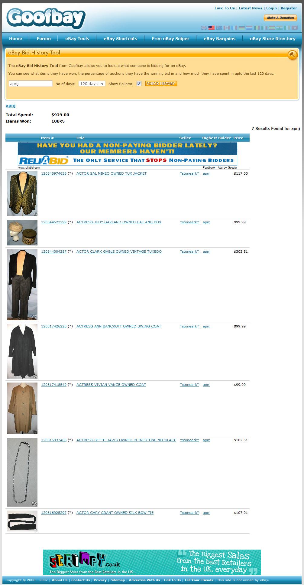 Ebay Cancel Bid Goofbay Days Bid Apnj