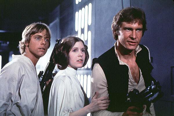 pictures of princess leia star wars. Solo, and Princess Leia.