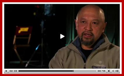 Watchmen Video Journal: Propmaster Jimmy Chow