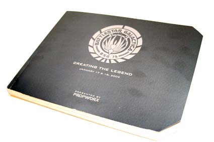 Battlestar Galactica Original Prop Auction Update – Print Edition of Catalog Available