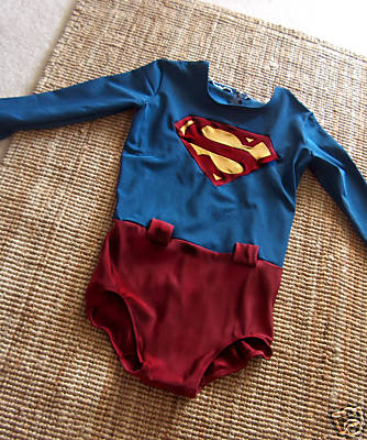 Superman Costumes in the Marketplace: February 2009, Part 1