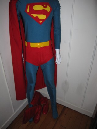 Superman Costume Market Watch & Analysis: More On Antiquities of Las Vegas, Super Hollywood, Ana Mugia, MGM Studios