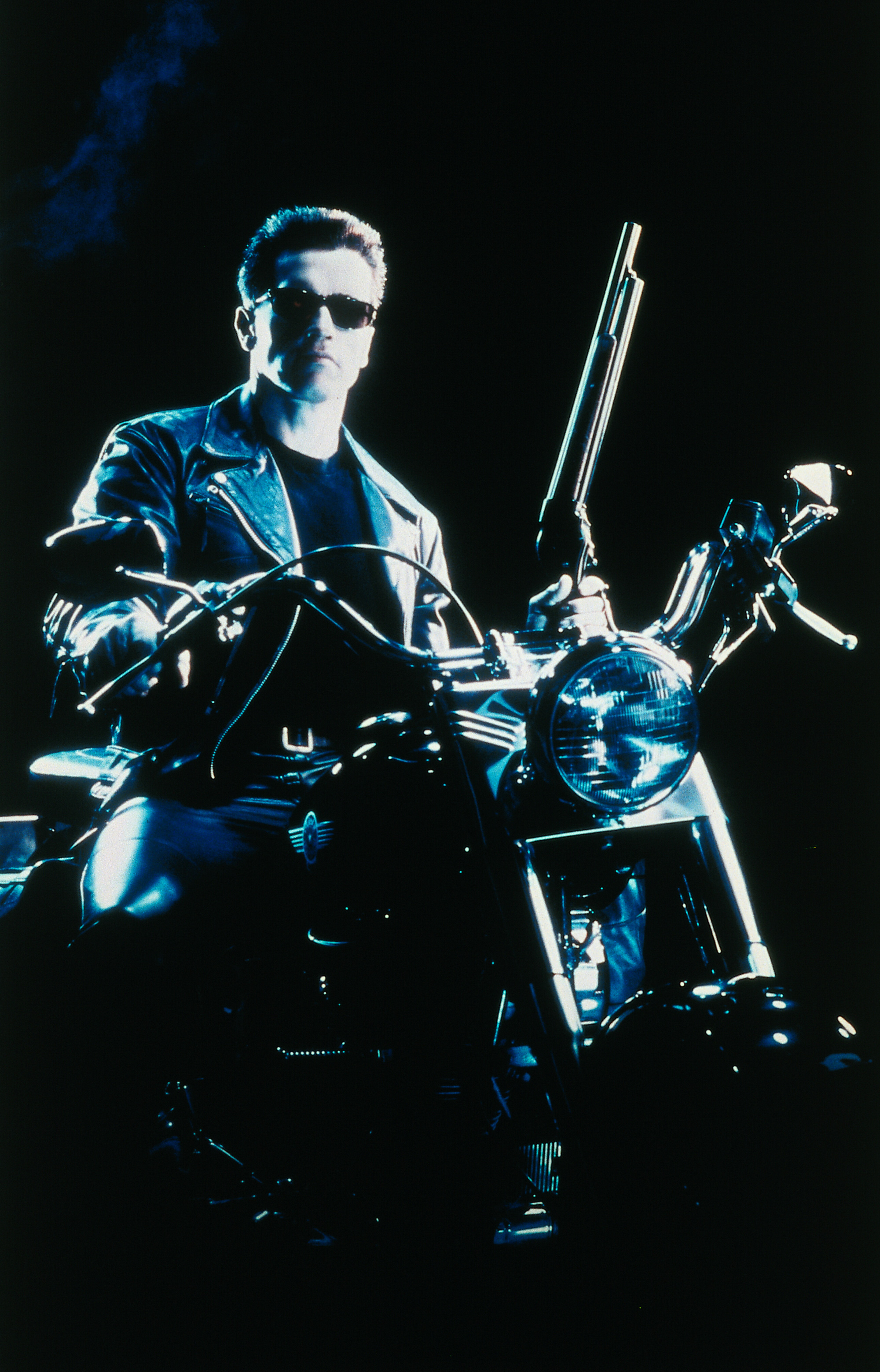 terminator 2 essay A complete summary and analysis of the film terminator 2: judgment day by james cameron.