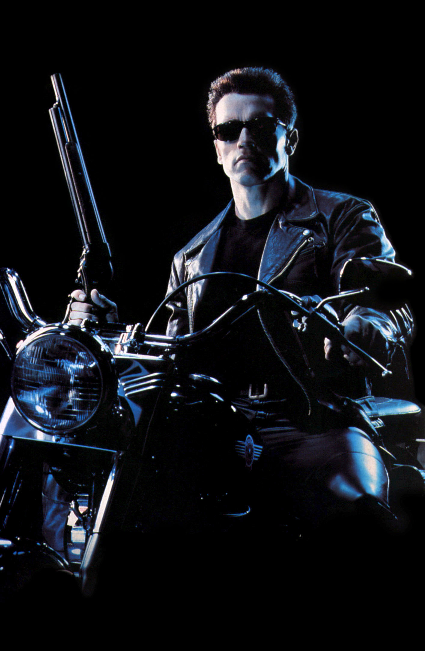 the context of the film, upon arriving in 1995, the T-800 Terminator