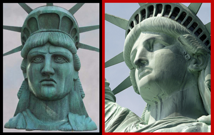 "Les Hemstock's ""Planet of the Apes"" Statue of Liberty Prop: A ""Terminal"" Error in Authentication"