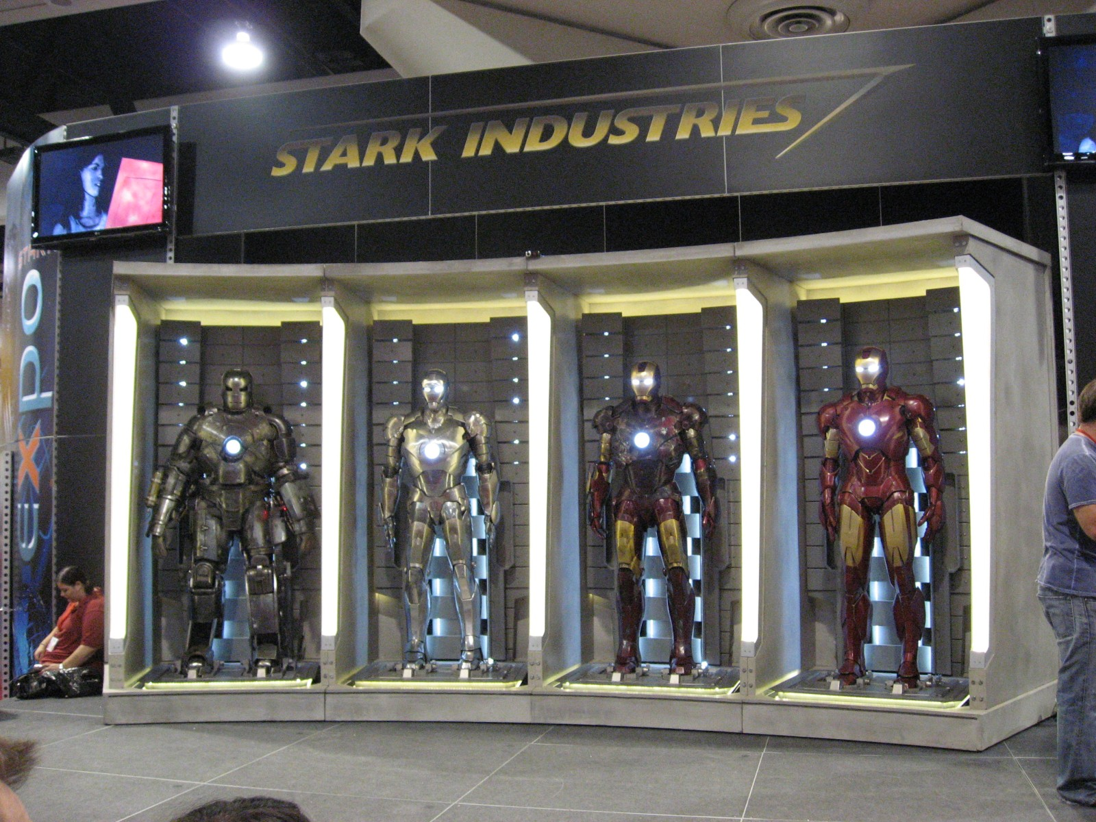Iron Man Comic Original Comic Con Marvel Original Iron