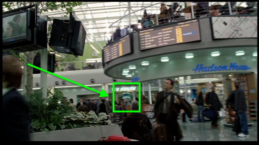 the terminal - photo #35