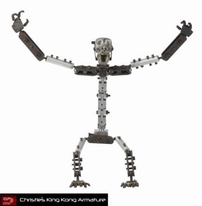 Christies-Auction-King-Kong-Original-Armature-Movie-Prop-FULL-POSE [x425]