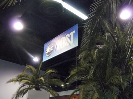 """LOST"" Images from Disney's D23 Expo, Exhibit by Profiles in History Promoting May 2010 Auction"
